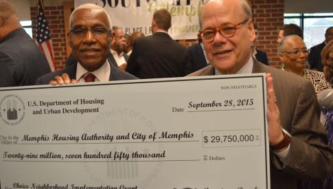 Memphis Wins $30 Million Choice Neighborhood Grant feature image